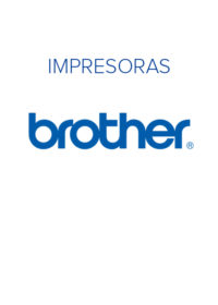 Impresoras Brother