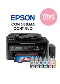 Epson con Sistema Continuo
