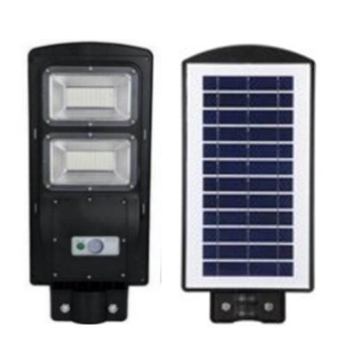 Foco LED Solar Tipo Calle con Sensor y Fotocélula 40W 6500K
