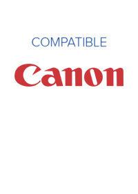Toner compatible con Canon